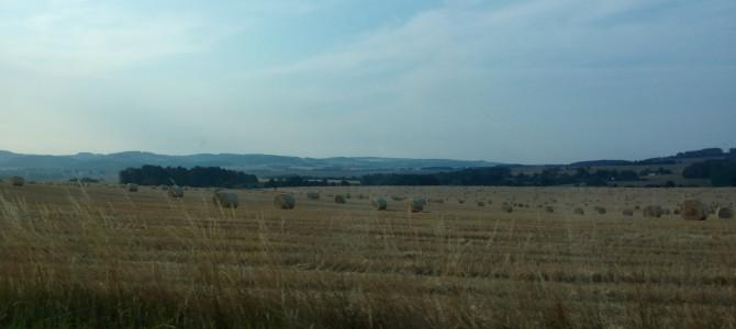 Pohled do okolní krajiny